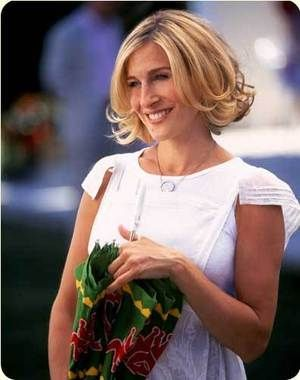 Awe Inspiring Carrie Bradshaw Carrie Bradshaw Hair And Short Hairstyles On Short Hairstyles For Black Women Fulllsitofus