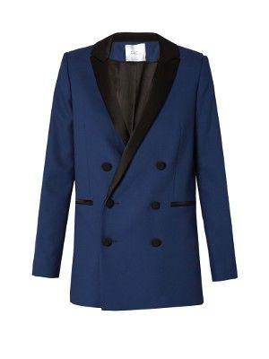 Aquila double-breasted wool jacket | Racil | MATCHESFASHION.COM US