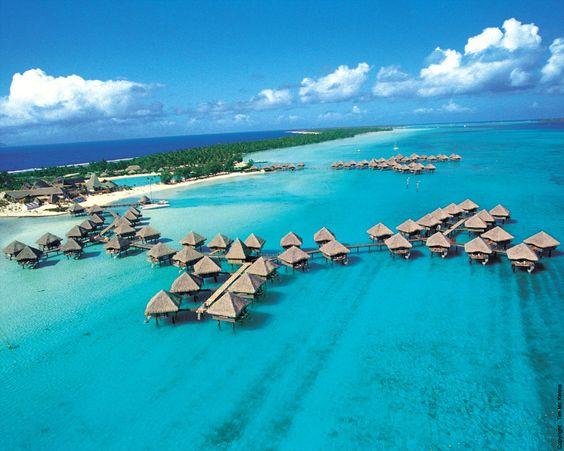 Bora Bora, un paraíso