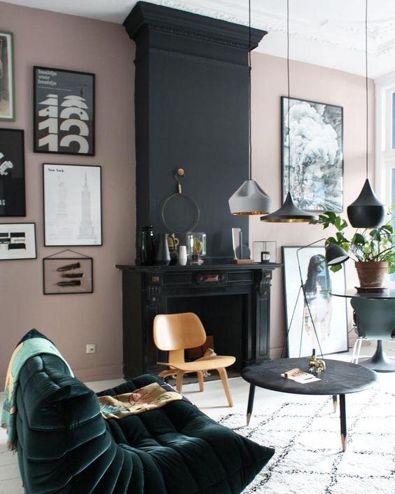 Lovely Interior European Style Ideas