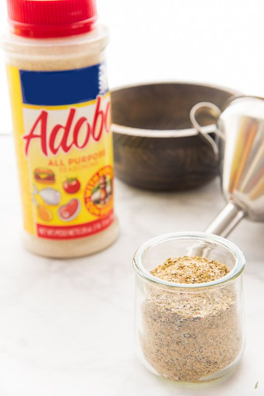 Homemade Adobo Is Easier To Make Than You Think Grab Your Spices And Make This All Purpose Seasoning Popular In M In 2021 Adobo Seasoning Recipes Homemade Seasonings