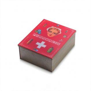 Caixa para medicamentos