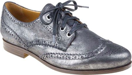 """Earthies Treviso Women's Casual Shoe (Pewter) ○ """"Right out of the box they are butter soft and broken in ready to wear...I wear them with everything from jeans to dress pants to dresses... LOVE them!!"""""""