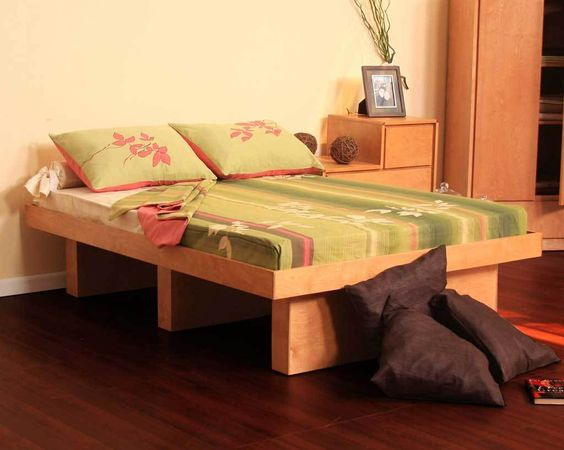 Gothic Cabinet Craft - Galaxy Platform Bed, Full, $329.00 (http ...