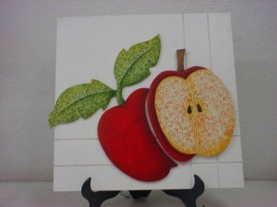 quadros de frutas - Pesquisa Google