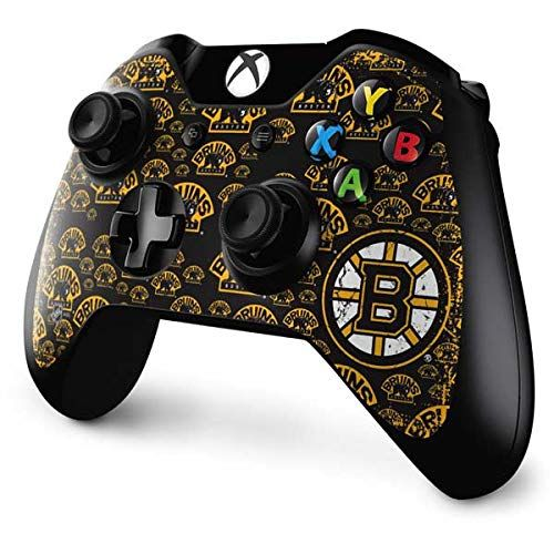 Skinit Boston Bruins Blast Xbox One Controller Skin Officially Licensed Nhl Gaming Decal Ultra Thin Li Boston Bruins Nhl Boston Bruins Xbox One Controller