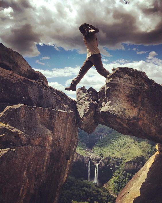 Siempre un paso más allá. La rendición es una opción? Jamás!  #latinoamericaneando by latinoamericaneando
