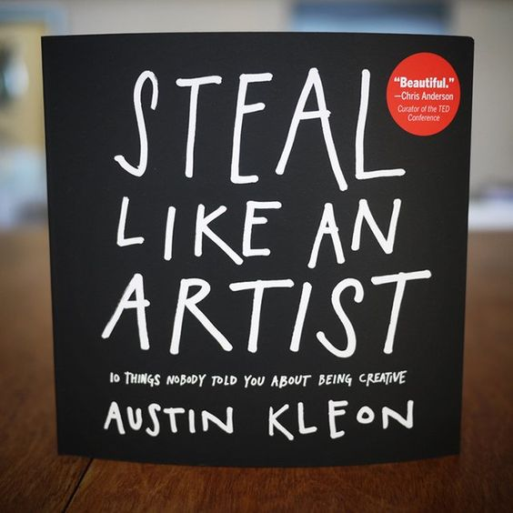 amazon, clever, cool, creative, industry, innovative, products,Steal Like an Artist