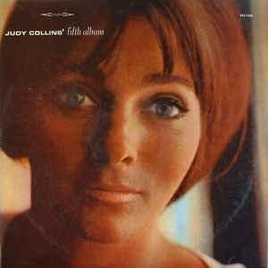 Judy Collins Fifth Album Classic Album Covers Album Concert Lights