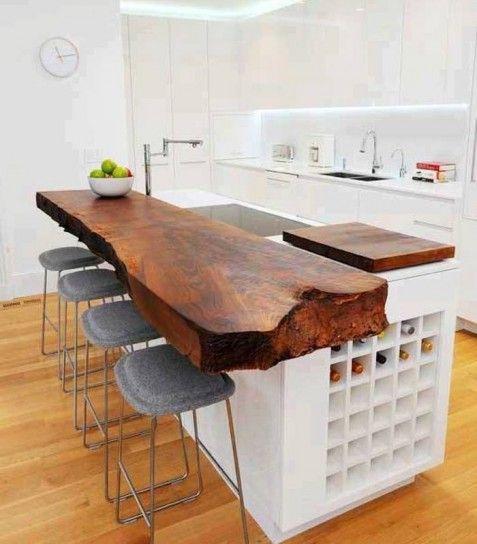 Oltre 25 fantastiche idee su Bancone in legno su Pinterest ...