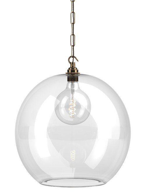 Hereford Globe Pendant Light In 2019 Globe Pendant Light
