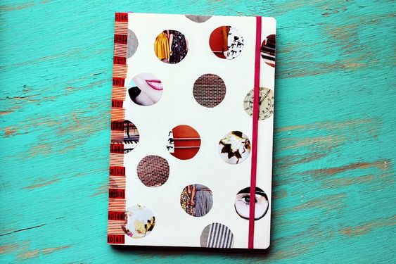 Polka Dot Journal Project
