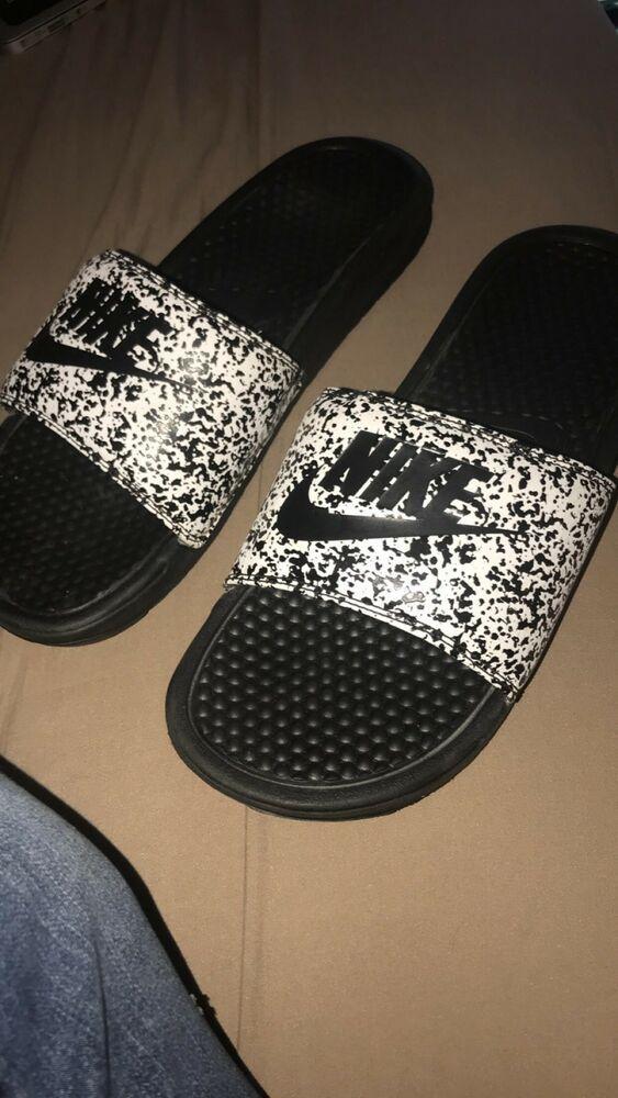 Mens nike slides size 11 | Nike slides, Nike men, Nike