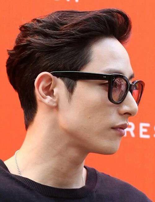 Asian Men Hairstyle 9 Asian Haircut Asian Man Haircut Asian