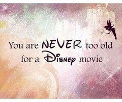 I LOVE disney movies <3