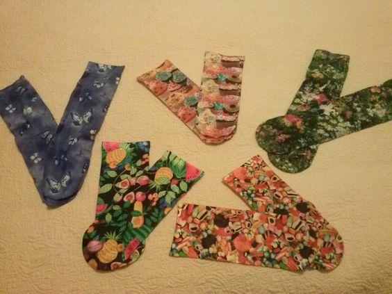 Fantasy Socks