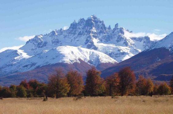 Huilo Huilo, na Patagônia chilena, oferece terrenos com neve até o mês de fevereiro
