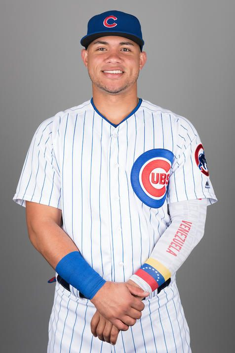 The Boys Of Summer Are Back And This Year S Crop Of Chicago Cubs Photo Day Pics Are Making Us More Exci Chicago Cubs Baseball Chicago Cubs Memes Cubs Baseball