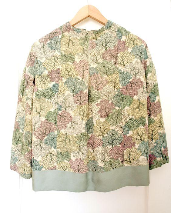 pinterest how to make a kimono