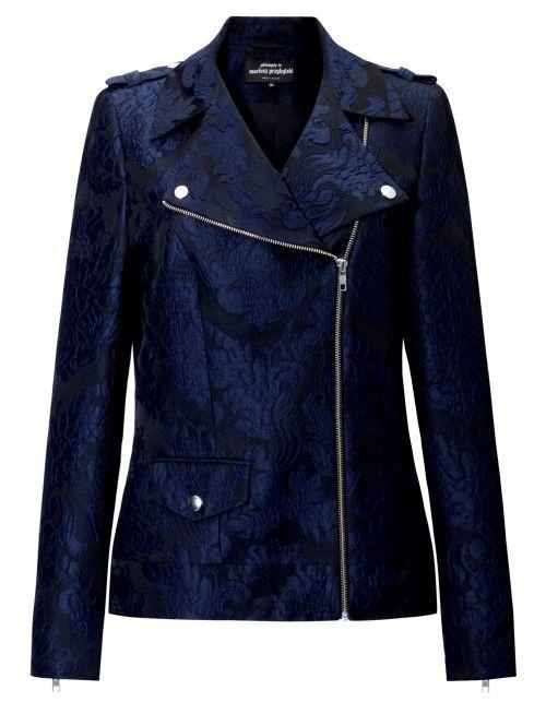 Ramoneska Zakardowa Philosophy By Mariusz Przybylski Showroom Leather Jacket Jackets Fashion