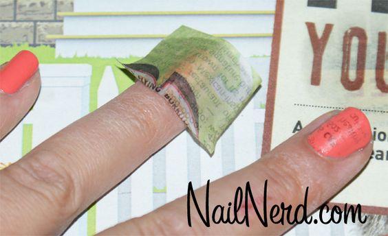 newspaper-nail-transfer