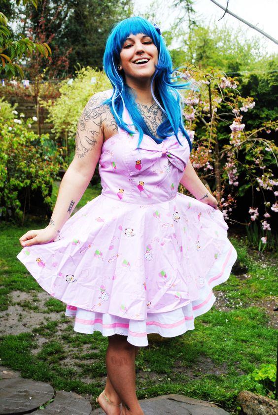 Frockabilly dress