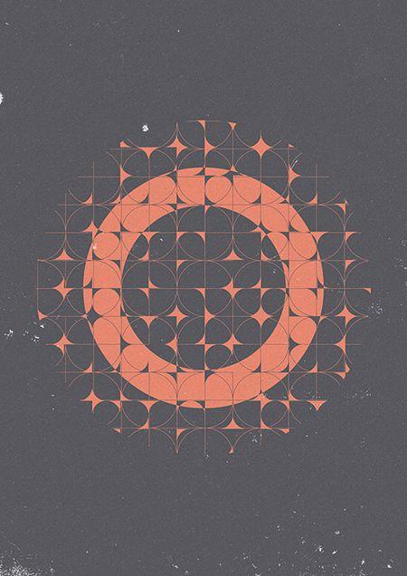 Área Visual: Los diseños geométricos de Marius Roosendaal
