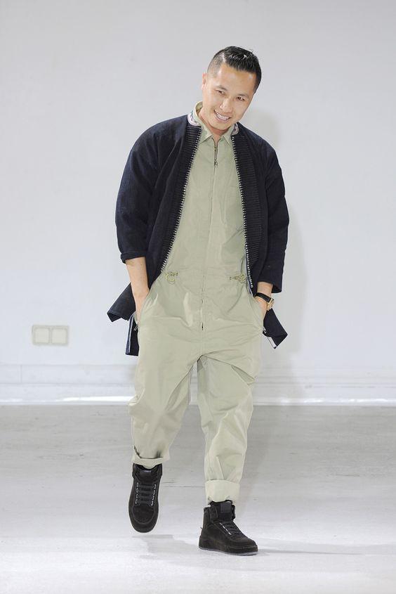 3.1 PHILLIP LIM (3.1 フィリップ リム) 2015春夏メンズコレクション ランウェイ34枚目