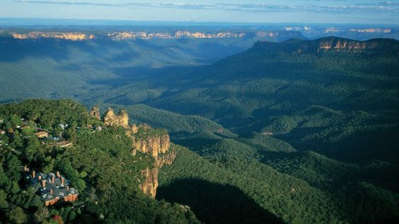 Lilianfels Blue Mountains Resort & Spa Katoomba, Australia