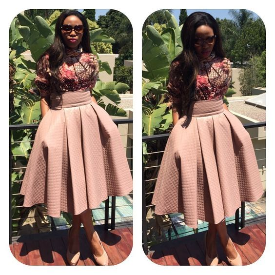 Top Best South African Shweshwe Designs (2018)