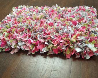 shaggy rag rug - Google Search