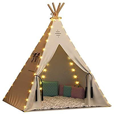 Amazon Com Nature S Blossom Fairy Lights For Kids Teepee Tents