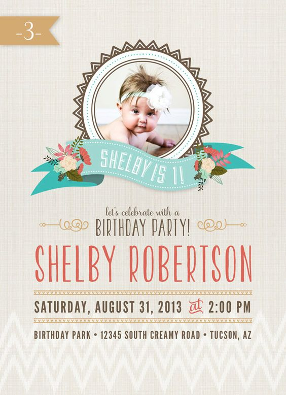 Customized Girls Party Invitation PRINTABLE by CollectivityLane, $30.00