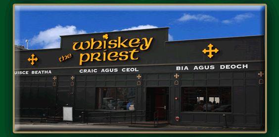 Whiskey Priest- Boston, MA