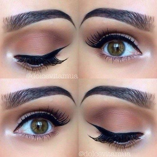 natural prom makeup for hazel eyes - Google Search: