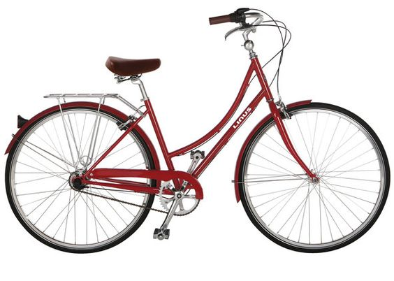"""i want to ride this """"Fashion Cycle"""" from Linus Bikes!"""