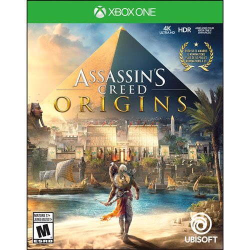 Assassin S Creed Origins Xbox One With Images Assassins