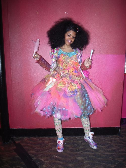Pictures Of Teyana Taylor Birthday Dress 27