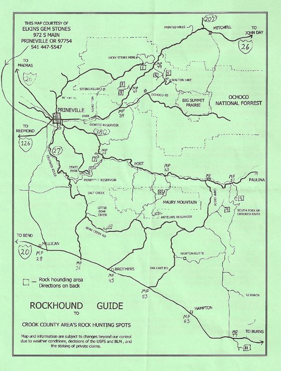 Oregon Area Map And Maps On Pinterest