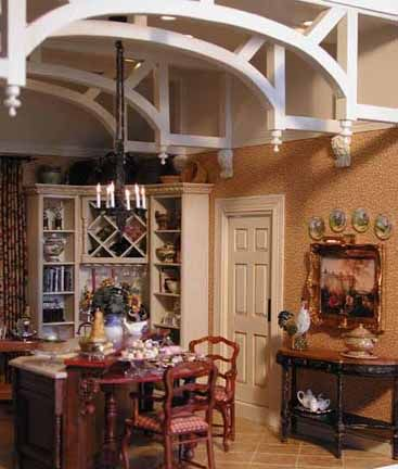 Best Whitledge Burgess Miniatures Miniature Rooms 400 x 300