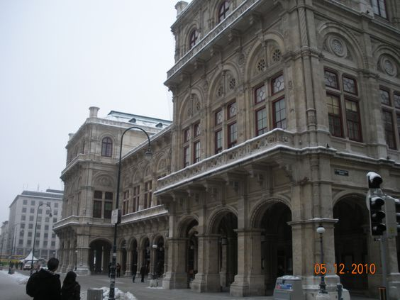 Wien Opera house