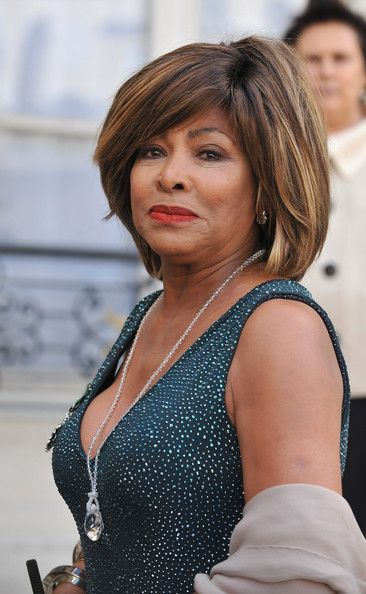 72 year-old Tina Turner still rocks it