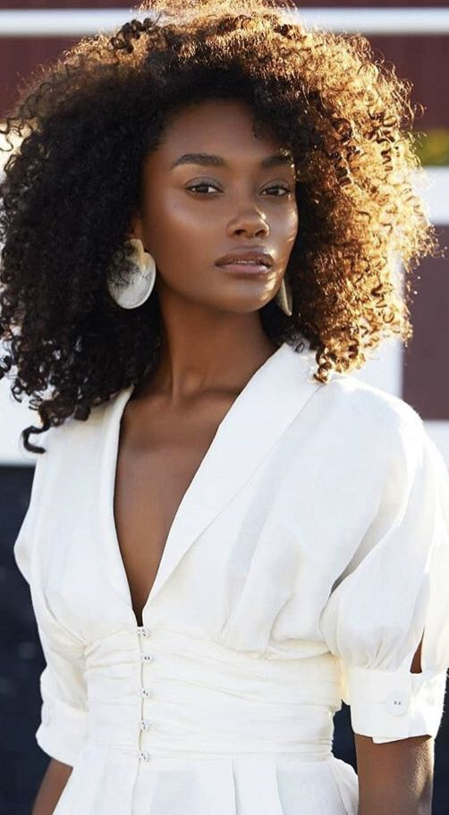 Pin On Beauty Dark Skin Black Women