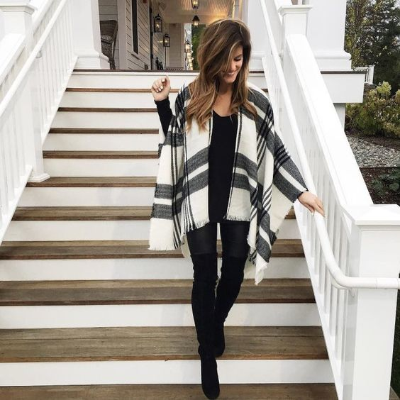 a22b44873c4321246799adc64649ecb5 - Fall 2018: what leggings to wear with dress this Autumn