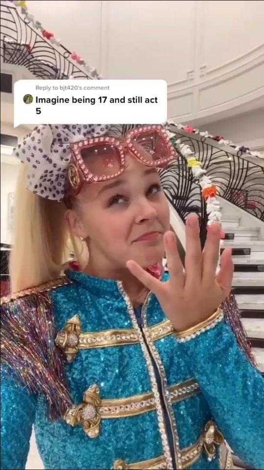 Jojo Siwa Itsjojosiwa Official Tiktok Watch Jojo Siwa S Newest Tiktok Videos Jojo Siwa Jojo Siwa Hair Jojo Siwa Outfits