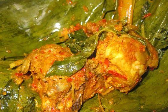 Resep Pepes Ayam Resep Masakan Resep Masakan