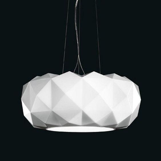 Leucos Murano Due Deluxe 50 S Ø50cm Sospensione - Lampade a Sospensione - Lampade Design ...