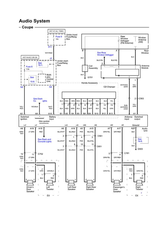 wiring diagram for 2003 honda civic the wiring diagram 2003 honda civic wiring diagram nilza wiring diagram