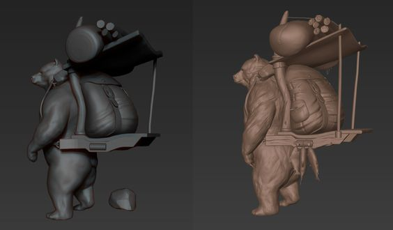Progress on the model