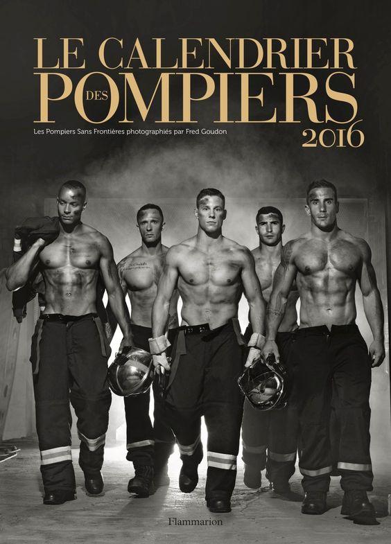 Après les Dieux du Stade et les Idoles des Bassins, place aux Pompiers les plus hot de France qui ont eux aussi un calendrier qui...